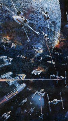 The Empire Strikes Back (1980) Phone Wallpaper | Moviemania