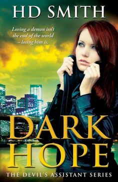 Re-Release of Dark Hope by H.D. Smith | Book Reviews by Lanise Brown