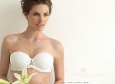 gamme alexandra selmark mariage soutien gorge push up bretelles amovibles httpwww - Guepiere Mariage Push Up