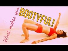 What Makes You Bootyful Butt Challenge...omg just tried it n my butt is killing me definately will do again :)