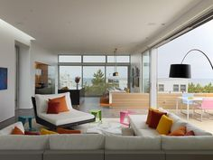 Contemporary Living-rooms from SPG Architects on HGTV
