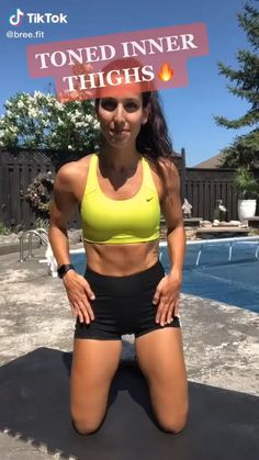 Toned Inner Thighs Workout