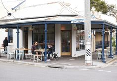 The boys behind Coin Laundry make their mark on Port Melbourne with a quintessential neighbourhood hangout. Coin Laundry, Good And Cheap, Cafe Restaurant, Eating Plans, Melbourne, The Neighbourhood, Age, Spaces, Street