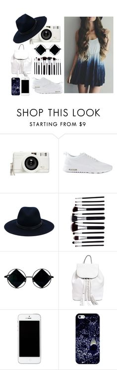 """""""I'll give you one more time"""" by ines-nokinhas ❤ liked on Polyvore featuring Lomography, NIKE, rag & bone, Rebecca Minkoff, Casetify and robbers"""