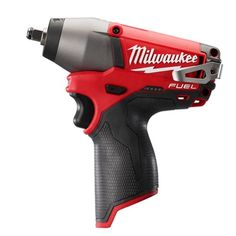 """Milwaukee 2454-20 M12 Fuel 3/8"""" Impact Wrench, 2015 Amazon Top Rated Cordless #HomeImprovement"""