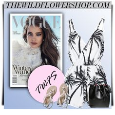 TheWildFlowerShop.com by monmondefou on Polyvore featuring moda and Abercrombie & Fitch