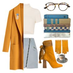 """""""KittyDemon #88 / I"""" by kittydemon on Polyvore featuring Staud, Christian Dior, Hermès and vintage"""