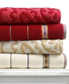 Lauren Ralph Lauren Bath Towels, Antigua Collection