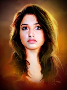 This site presents a complete painting wallpaper images, presented to you seekers of information about wallpapers and painting images. Beautiful Girl Indian, Most Beautiful Indian Actress, Beautiful Girl Image, Beautiful Gorgeous, Beautiful Pictures, Pastel Portraits, Actor Picture, Celebrity Drawings, Beautiful Bollywood Actress