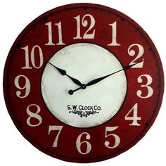 36 inch Devonshire Large Wall Clock  Antique style by Klocktime