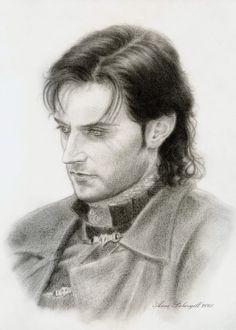 Guy of Gisborne by AnnesFrodoArtEtcetera (The Poet)
