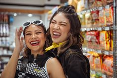 This month of October, we step into the new era of Zentennials—and there's no better duo than our newest Janina Vela and Hannah Pangilinan (also known as to walk us through this new culture. Hannah Pangilinan, Best Duos, October, Culture, Girls, Toddler Girls, Daughters, Maids