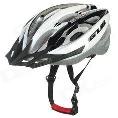 GUB X5 Outdoor Sports 19-Venthole Bicycle Bike Cycling Helmet - Black   White Price: $27.50