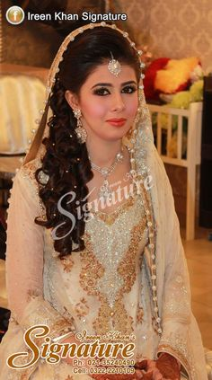 1000+ Images About Nikkah Bridal Makeup On Pinterest | Natasha Ou0026#39;keeffe Bride Makeup And Beauty ...