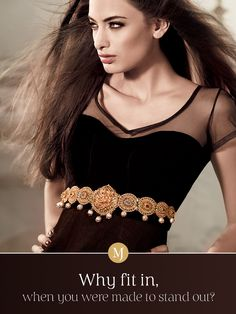 Be your unique self and stand out with #jewelry from #MalaniJewelers. Diamond Jewelry, Gemstone Jewelry, Gold Jewelry, Jewelry Quotes, Jewelry Collection, Crochet Necklace, Indian, Jewels, Gemstones