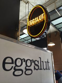 #Eggslut: One of Grand Central Market's most-popular restaurants (and one of our favorites).