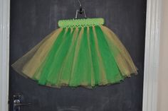 Items similar to Green and Gold Tutu with Green waistband on Etsy Gold Tutu, Green And Gold, Cool Stuff, Trending Outfits, Unique Jewelry, Handmade Gifts, Etsy, Vintage, Dresses