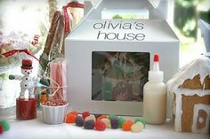 holiday cookie exchange tablescapes | CAKE. | events + design: packaging your holiday fun