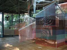 haegue yang: 'condensation' at the venice biennale 09
