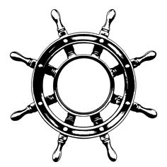 Simple Pirate Ship Drawing   Details about SHIPS WHEEL PIRATE WALL STICKER DECAL ART MURAL ...
