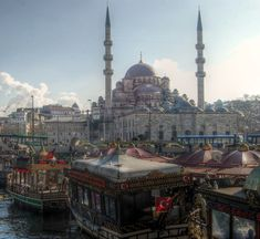 Istanbul is probably the most favourite of all cities to visit in Turkey