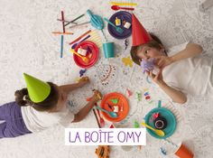 super boîte omy on my little day's new website !!