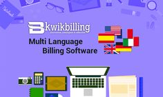 Supported with multiple language of the globe, easily make the most of #Multilanguage #Billing #Software by KwikBilling to the fullest - https://goo.gl/mxVSjO