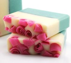 Seaberry Ocean Scented Soap Handmade Cold Process Vegan by Blushie, $5.75