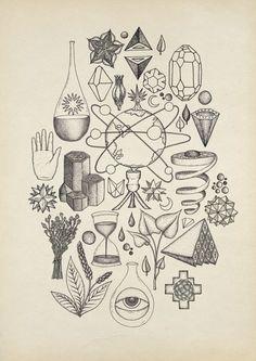 Magic Science by Katie Scott