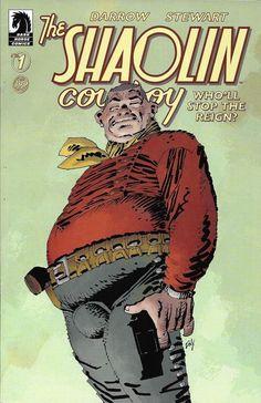 The Shaolin Cowboy Comic Issue 1 Modern Age First Print 2017 Geof Darrow Stewart