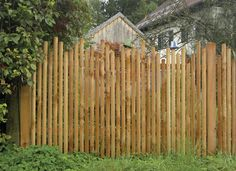 9 Alert Simple Ideas: Backyard Fence On Hill Modern Fence Plans.Garden Fencing Ideas Modern Garden Fence And Gate. Concrete Fence, Bamboo Fence, Metal Fence, Gabion Fence, Fence Planters, Fence Stain, Pallet Fence, Garden Privacy, Garden Fencing