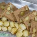 Low Carb Chocolate Macadamia Fudge 16-1-1