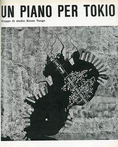 Kenzo Tange. Casabella 258 1961, 3