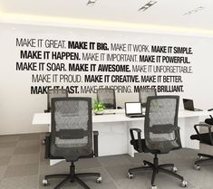 Office Wall Art Corporate Supplies Decor Etsy