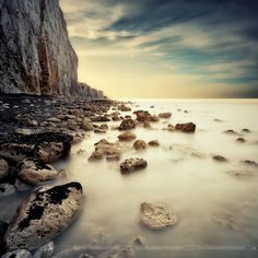 """""""Milky sea"""" by David Keochkerian"""
