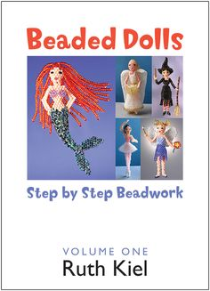 3D Beaded Dolls (E-Book) | Bead-Patterns.com