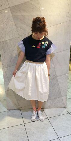 staff coordinate blog~tsuji~ | 天王寺MIO店 | POU DOU DOU ショップブログ