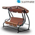 Záhradná hojdačka Sapphire PC - 760 Riva-bežová Outdoor Chairs, Outdoor Furniture, Outdoor Decor, Sapphire, Garden Chairs, Backyard Furniture, Lawn Furniture, Outdoor Furniture Sets