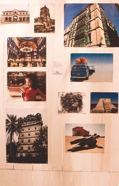 Inspiration Board from Piera Chen, Travel Writer
