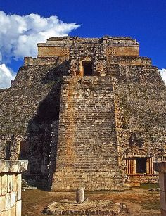 Pre-Hispanic Town of Uxmal, Mexico