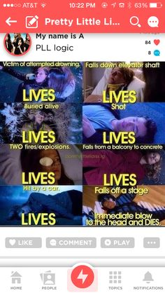 I feel like this is just really stupid pll logic... I mean falls of stage and dies!?!?!