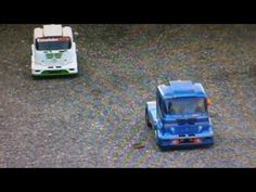 MERCEDES TRUCK RACE Pt. 1 - RADIO CONTROLLED MODELLBAU EXTREME