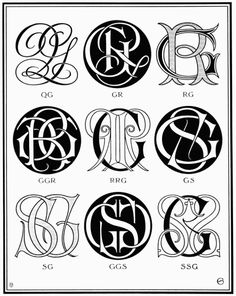 PLATE LVII—GQ, GR, GS