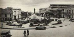 San Victorino en 1933 When Us, Good Times, Painting, Free, Vintage, Bogota Colombia, Social Science, Historical Photos, 19th Century