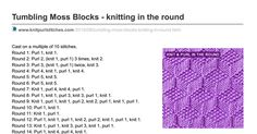 knitpurlstitches.com-Tumbling Moss Blocks - knitting in the round.pdf