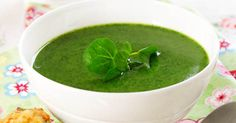 Classic Watercress Soup