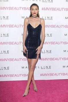 "hadidnews: "" ""Gigi Hadid backstage at the Victoria's Secret Fashion Show. "" """