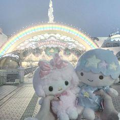 Cute Images, Cute Pictures, Baby Blue Aesthetic, Kawaii Room, Cute Stuffed Animals, Cute Plush, Kawaii Plush, Sanrio Hello Kitty, Sanrio Characters