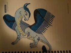Blue Dragon, Art, Art Background, Kunst, Performing Arts, Art Education Resources, Artworks