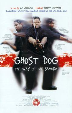 Дух куче: Пътят на самурая / Ghost Dog: The Way Of The Samurai (1999) - филм - KINOtab